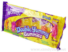 Wonka Springy Double Yummy Gummies