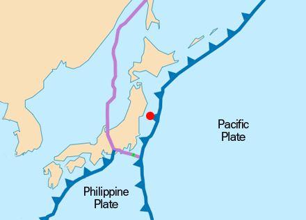 Terremoto in Giappone - 11 marzo 2011