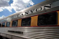 Railway carriage that runs from Williams to the Grand Canyon (Mark Bayes Photography) Tags: arizona carriage williams coloradoriver railwaycarriage grandcanyonrailway grandcanyontrain