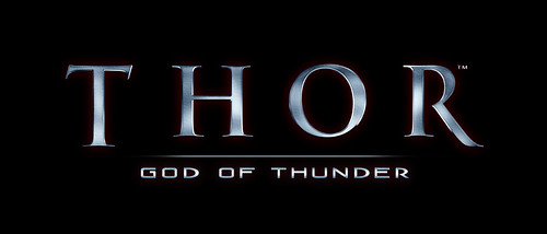 Thor: God of Thunder logo