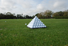 080222-004 Country Club of Orlando (WashuOtaku) Tags: golf orlando florida drivingrange golfballs nikond80 countrycluboforlando