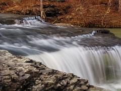 IMG_5021 (LordWalt Thanks for 5.4 million views) Tags: park travel usa nature water rock creek canon waterfall nationalpark scenery rocks view south country peaceful powershot daytime arkansas ozarks tranquil hawcreekfalls platinumheartaward sx10is waltphotos lordwalt mygearandme