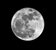 Super Moon March 2011