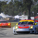 Mobil One 12 Hours of Sebring - Sebring, FL - March 14-19, 2011 <br>Photo Courtesy Bob Chapman, Autosport Image
