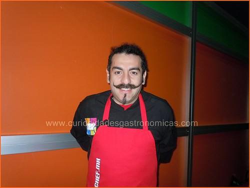 Aquiles Chavez en Expo Culinaria 2011