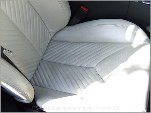 Mercedes SLK detallado interior-06