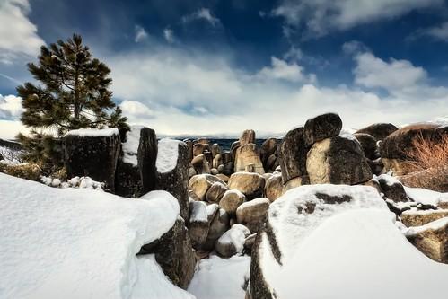 Enter the Boulders