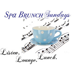 #SpaBrunchSunday Sun. 3/27 1-2PM ET
