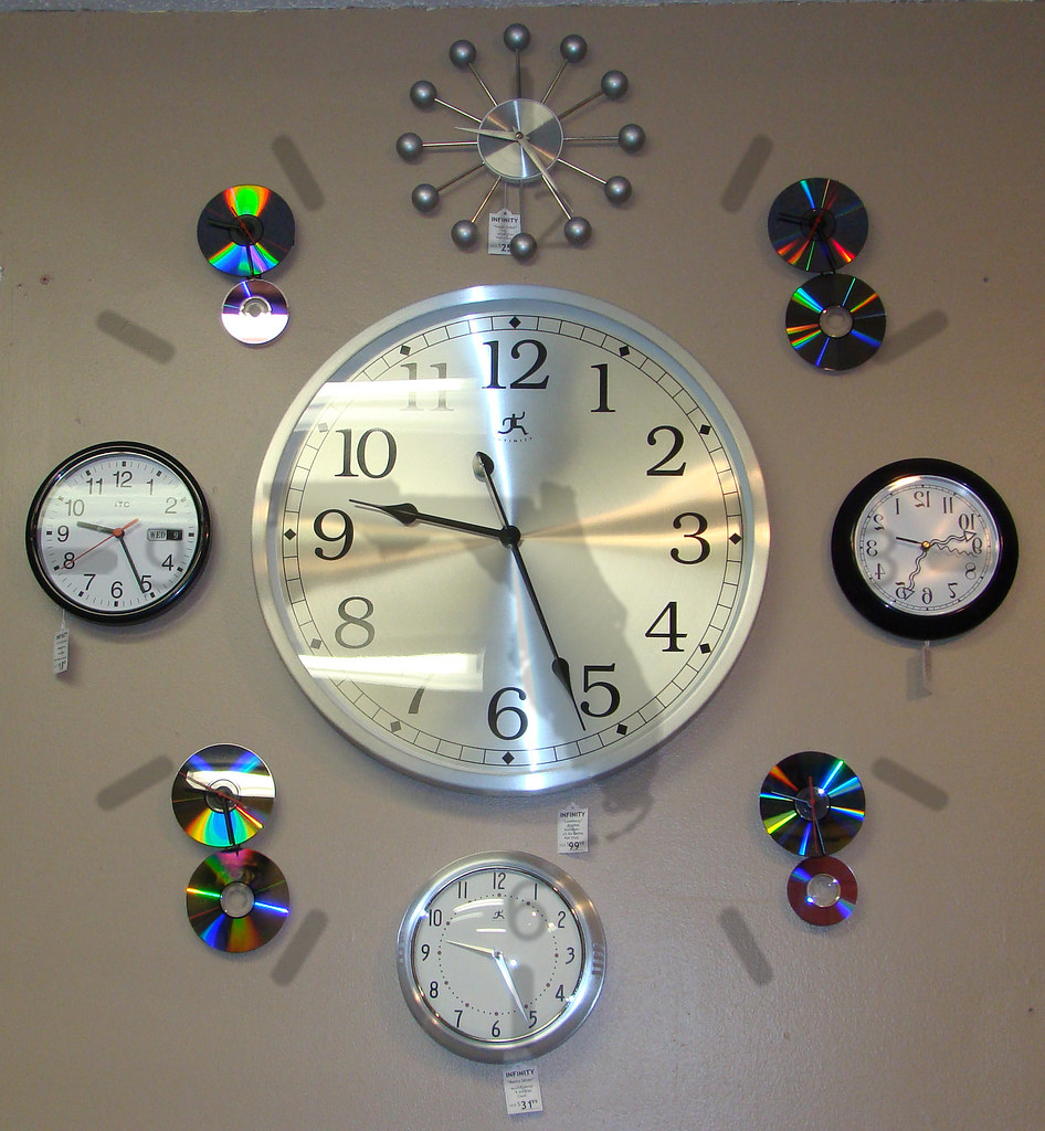 Pensacola, FL - Gulf Coast Clock Co, Clock Retail Showroom