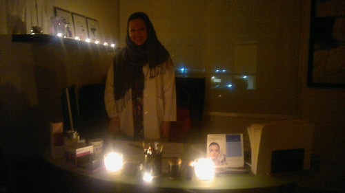 My Clinic & Earth Hour 2011 by DrLillian