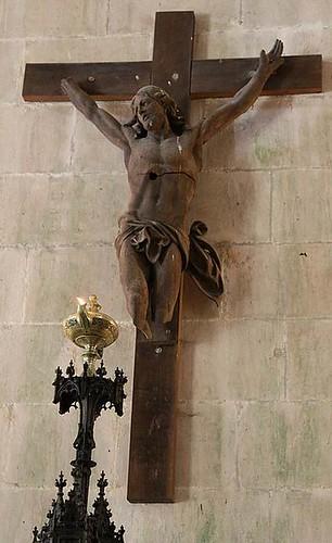 Cristo das Trincheiras - Mosteiro da Batalha