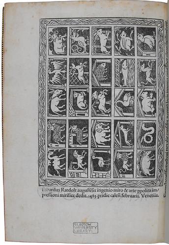 Woodcut illustration in Publicius, Jacobus: Artes orandi, epistolandi, memorandi