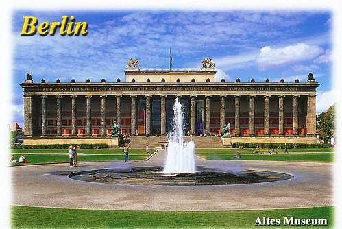 Museumsinsel (Museum Island), Berlin