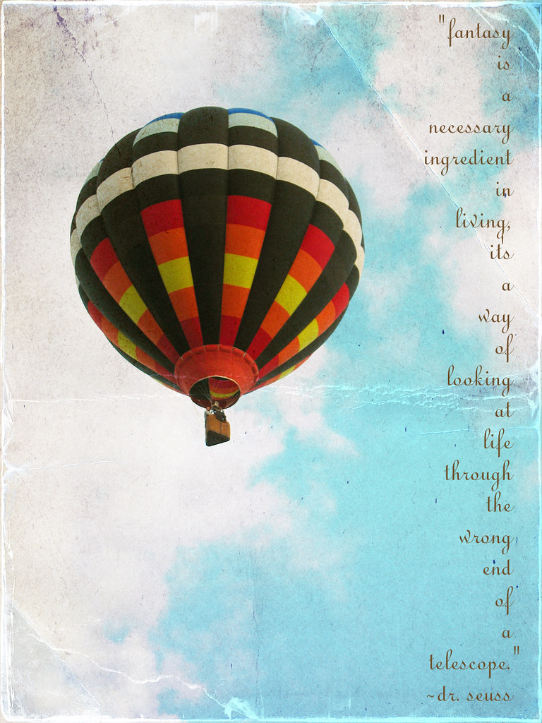 hot air balloon {2}