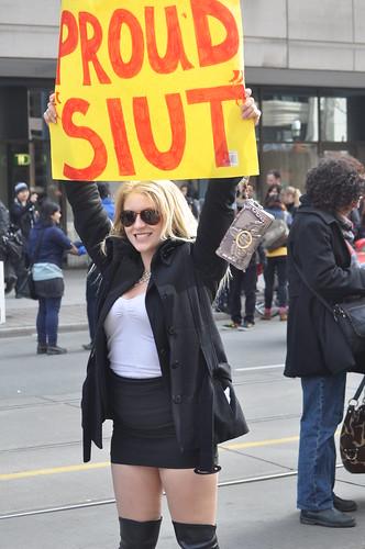 Slutwalk Toronto 055 by JiBs.