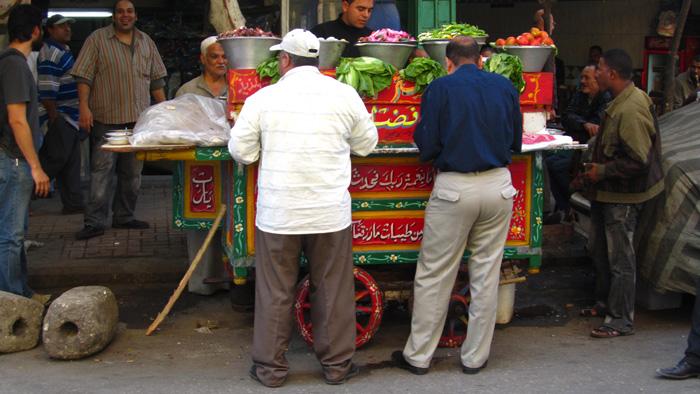 Fuul Street Food - Cairo, Egypt