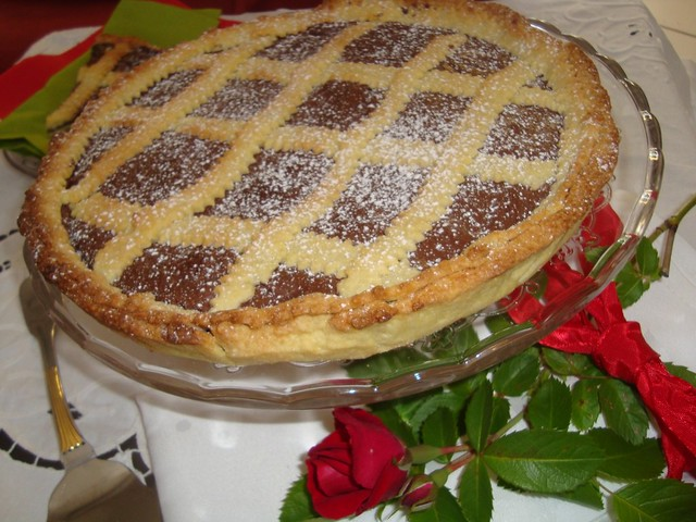 .crostata di Nutella