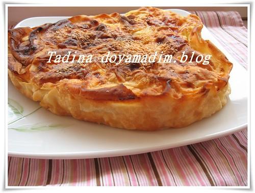 peynirli kolay su böreği