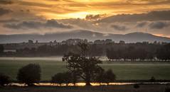 Mist and mayhem (cliveg004) Tags: croomepark croomecourt croome worcestershire mist cloud sky drama sunset trees river nikon d5200 1685mm malvern challengegamewinner