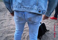 jeansbutt10996 (Tommy Berlin) Tags: men jeans butt ass ars levis