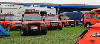 Land Rover Show Peterborough September 2016