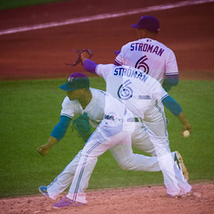 Marcus Stroman Multi Exposed (b.m.a.n.) Tags: toronto pitching sports torontobluejays marcusstroman pitcher nikond610 rogerscenter ontario canada ca