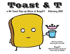 Toast & T