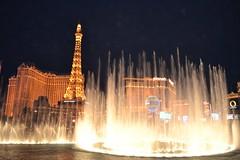Bellagio fountains - Las Vegas