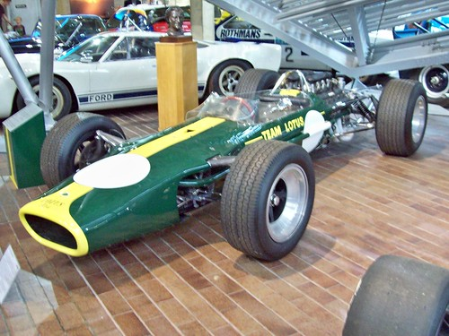 523 Lotus 49 R3 (1967) | Flickr - Photo Sharing!