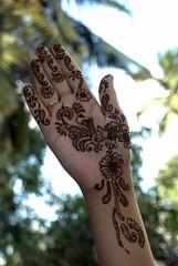 Marudhani - Mehndi (Velachery Balu) Tags: wedding chennai mehndi marudhani swathi pavithra