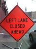 Left lane closed (inetjoker) Tags: digital yashica holgaesque ez521