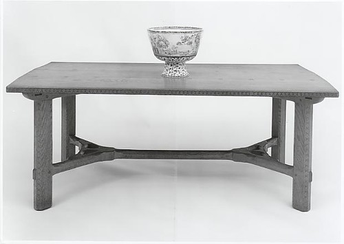 Sidney Barnsley, table, 1923-4