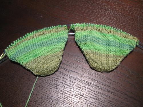 Hideous socks