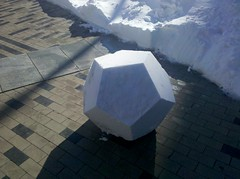 Snowhedron!