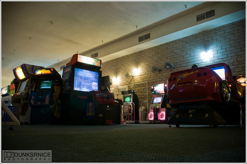 Arcade.
