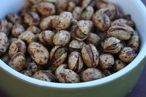 Spicy Pistachios