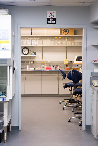 Laboratory, Sackler Institute for Comparative Genomics