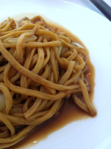 truffle eefu noodles
