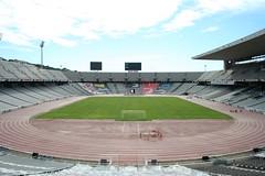 Estadi Olímpic de Montjuïc - Barcelona's 1992 Olympic Stadium