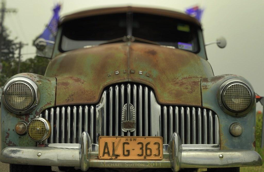 1953 Holden FX