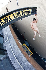 Predicament (Scott_Bass) Tags: cambridge alan scott bass freerunning tran parkour traceurelements viaflickrqcom ampisound