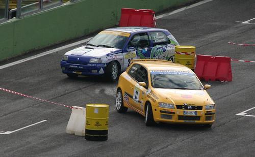 Rally Autodromo Vallelunga 2011 by Jeremy X./M.Temesvar