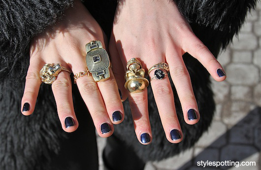 Jazzy De Lisser's great rings at Sundance
