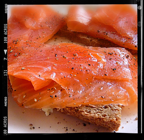 London Cure Smoked Scottish Salmon