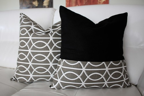 new pillow covers