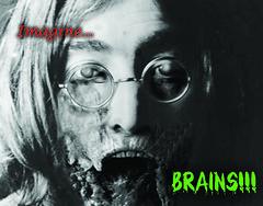john-lennon-face-pic (flyght2011) Tags: zombie imagine beatles lennon johnlennon