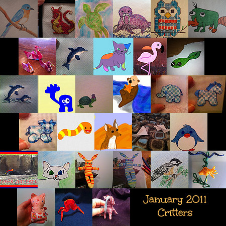 January Critters