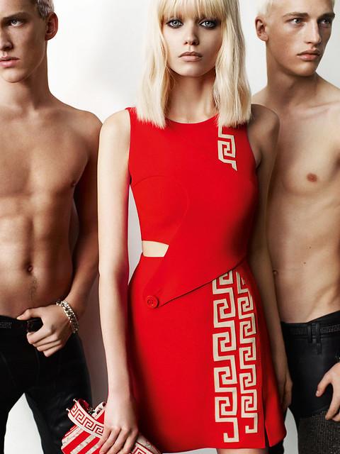 Victor Nylander0002_Versace SS11(Simply Male Models)
