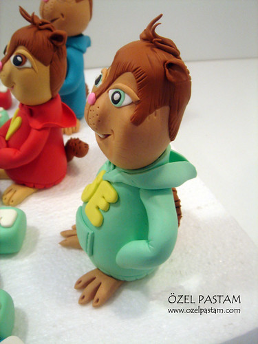 Chipmunks Modeller