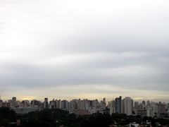 So Paulo skyline (beedieu) Tags: brazil buildings sopaulo lowhorizon ds106 section4 dailyshoot ds445